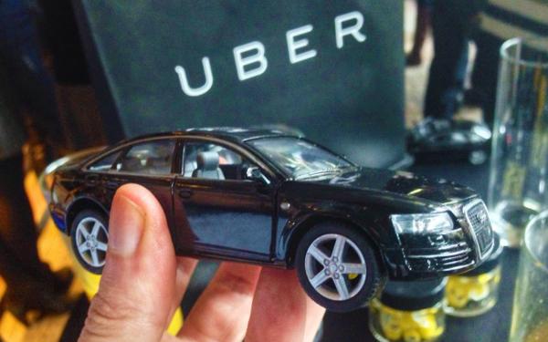 bagaimana uber bermula penubuhannya