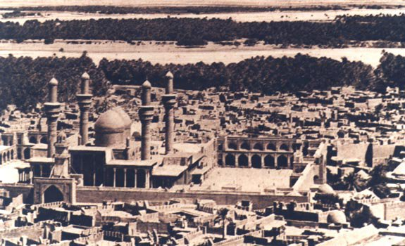 baghdad golden age of islam