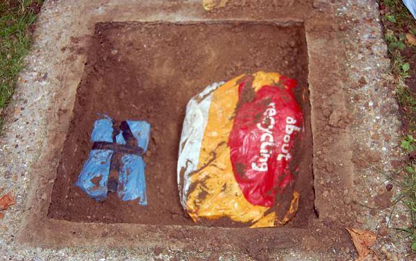 bahagian rompakan danny jones ditanam di tanah perkuburan
