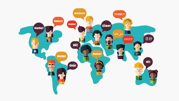 bahasa asing