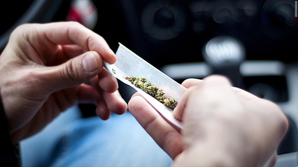 balut rokok campur ganja