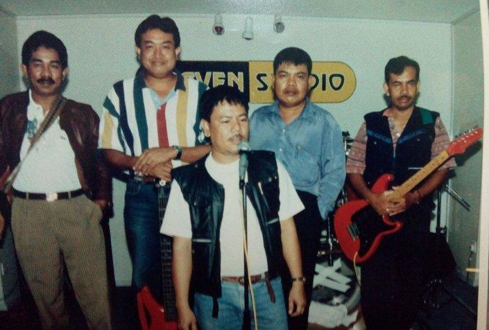 band rani kulup ahli muzik