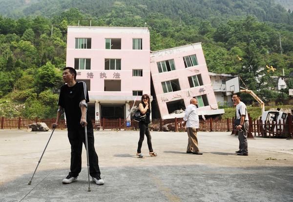bandar beichuan yang sunyi