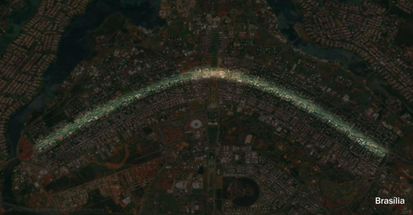 bandar brasilia 405