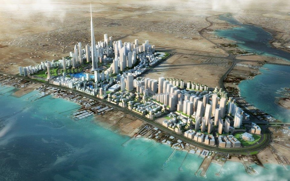 bandar ekonomi jeddah