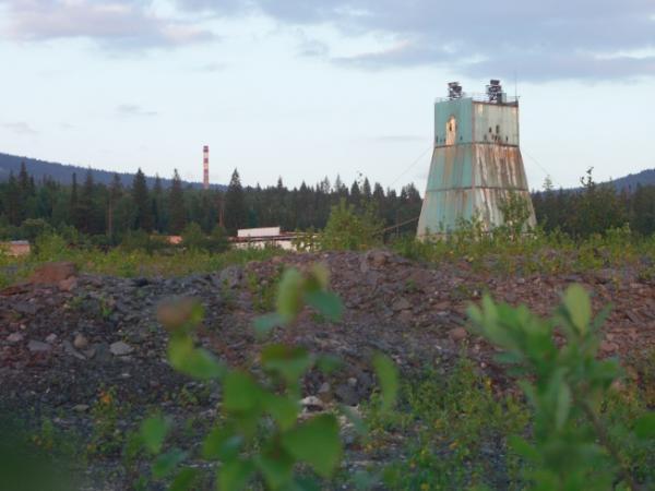 bandar nuklear di russia
