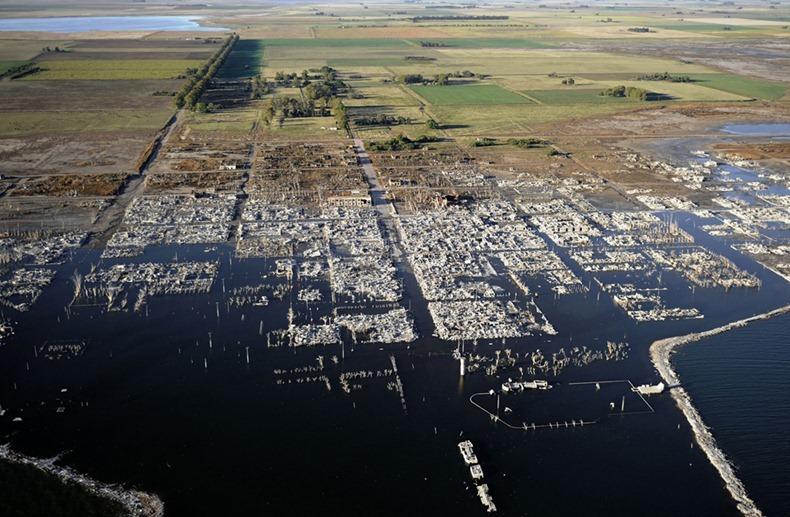 bandar tenggelam