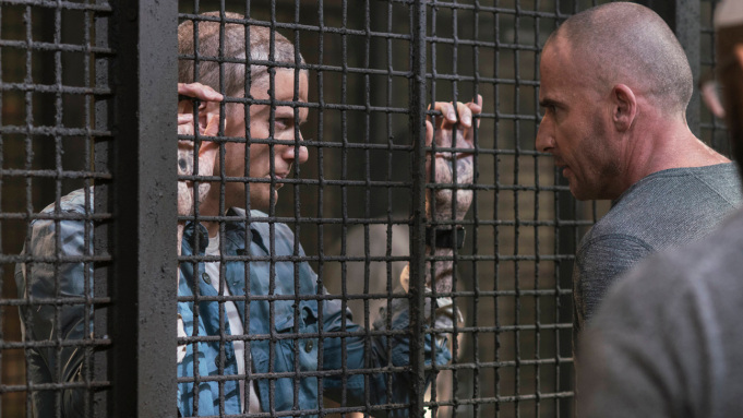 banduan dalam penjara