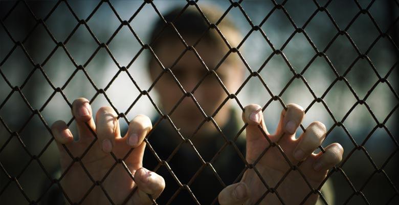banduan di penjara