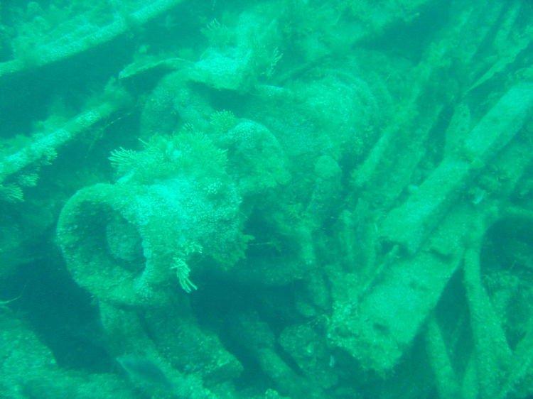 bangkai kapal rms lusitania 1
