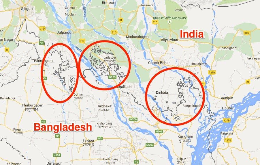 bangladesh dan india sempadan negara paling bahaya di dunia