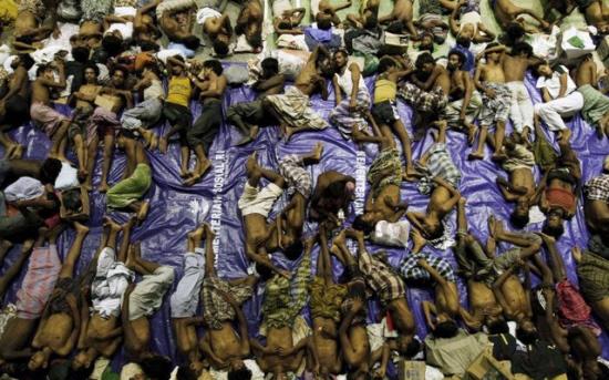 bangladesh dengan kadar pemerdagangan manusia paling dahsyat 1