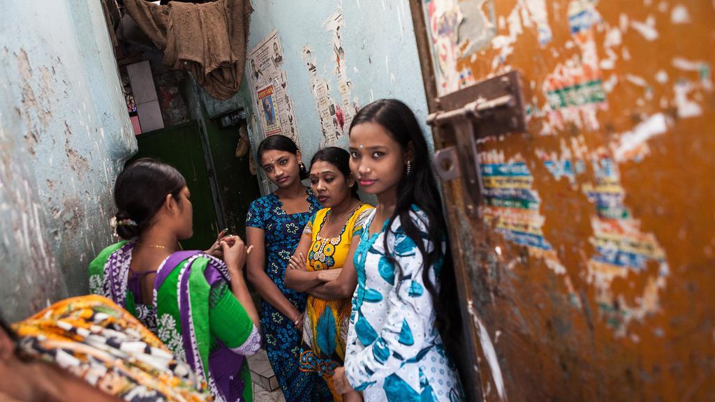 bangladesh dengan kadar pemerdagangan manusia paling dahsyat