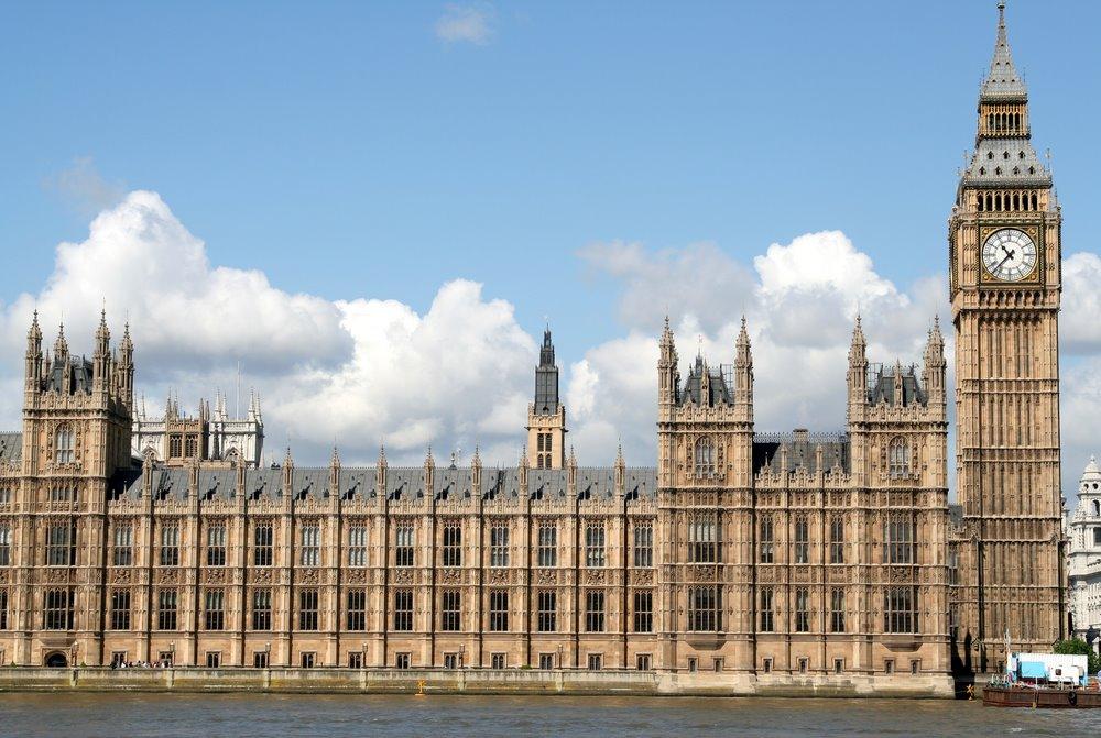 bangunan parlimen uk
