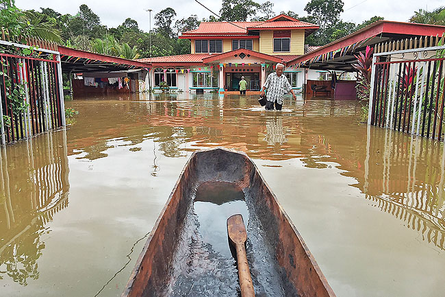 banjir di brunei