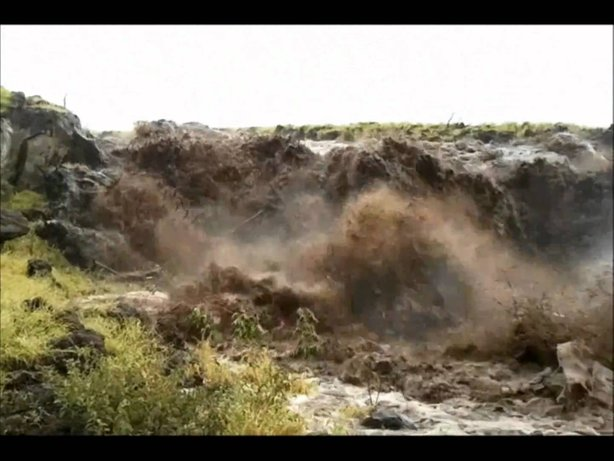 banjir lumpur