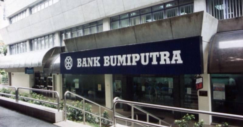 bank bumiputra yang sudah tiada terkubur