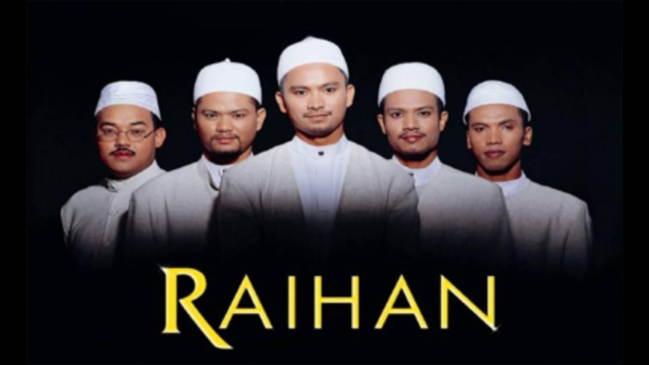 banyak sumbangan kumpulan raihan kepada industri nasyid dan juga islam