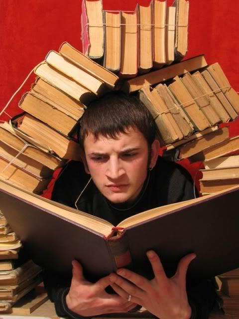 banyakkan membaca