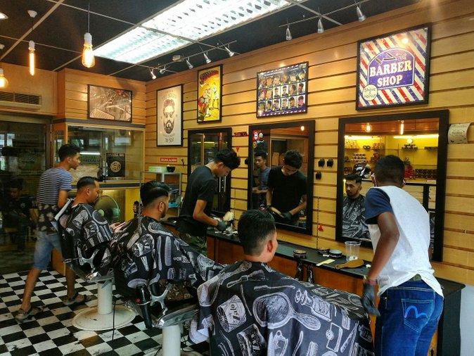 barbershop milik mohd rozzy alor setar kedah