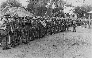 barisan askar kulit hitam semasa perang paraguay