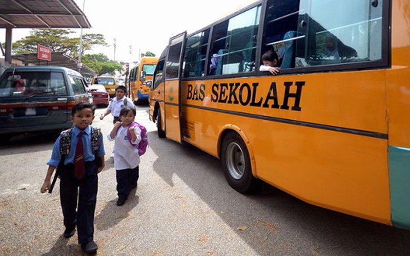 Tular peraturan baru bas sekolah kena cat bumper warna biru, ini penjelasan Menteri