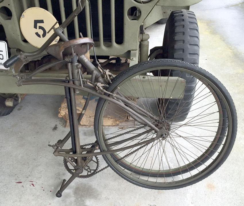 basikal lipat bsa airborne 2