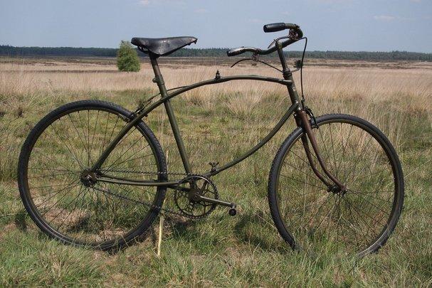 basikal lipat bsa airborne 3