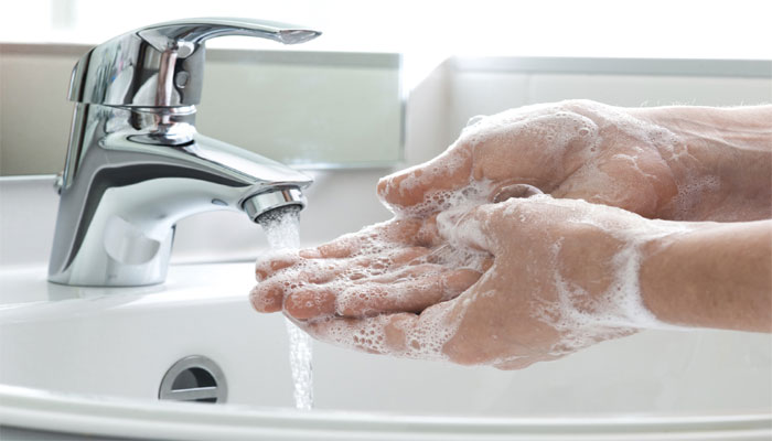 basuh tangan