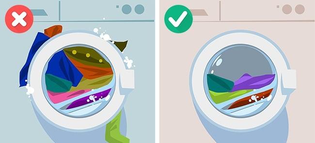 basuh terlalu banyak baju 39