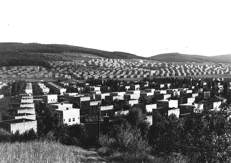 bataville di zlin czechoslovakia