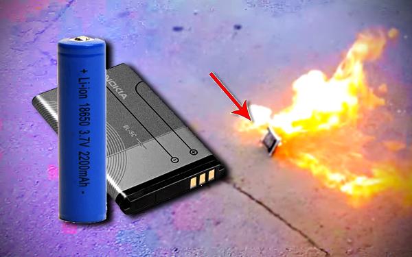 bateri lithium ion meletup letup