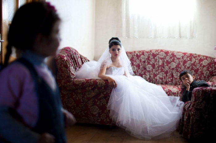 bawah umur perkahwinan remaja
