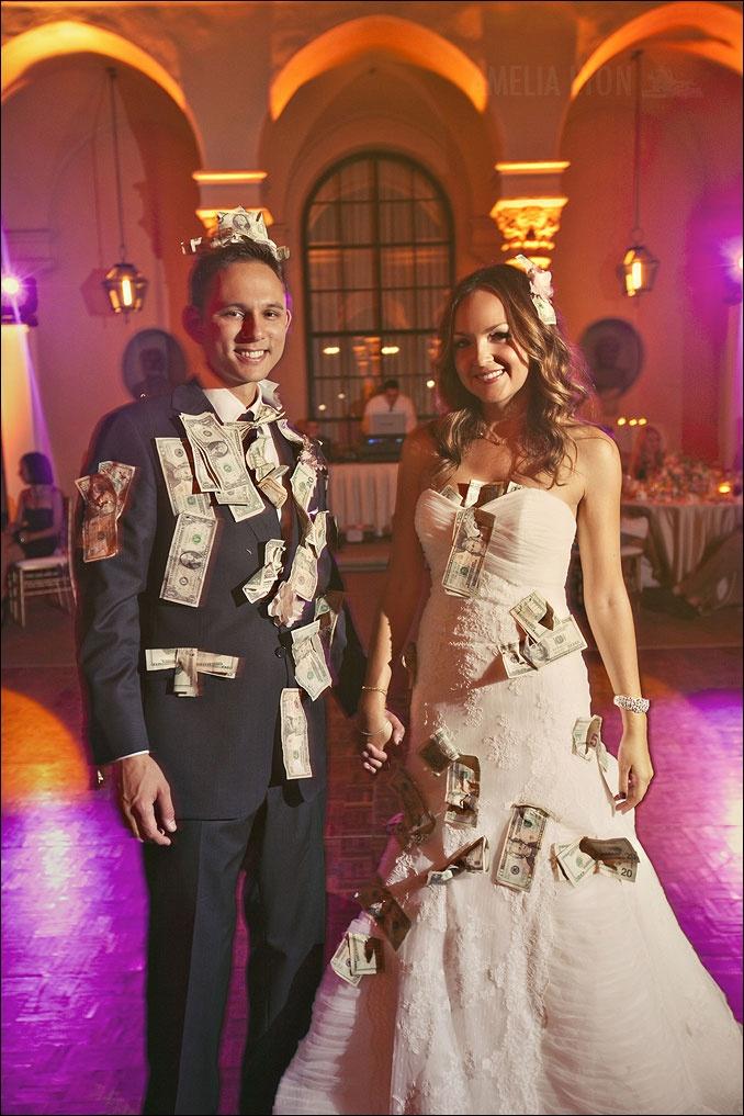 bayar pengantin untuk menari
