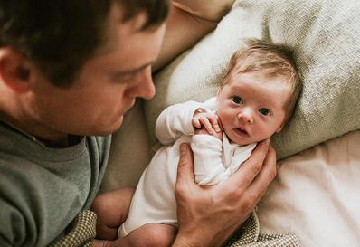 bayi mahu perhatian