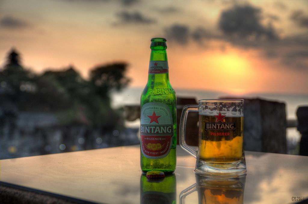 beer bintang yang popular di indonesia