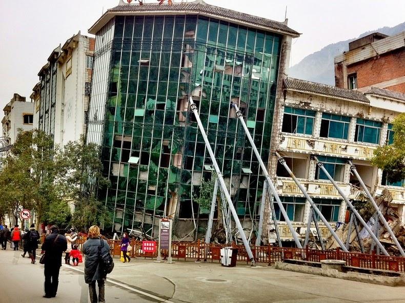 beichuan earthquake museum 9 9