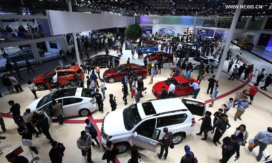 beijing international auto show