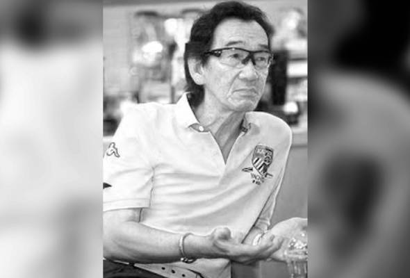 bekas penjaga gol legenda kebangsaan chow chee keong meninggal dunia 1