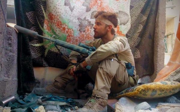 belajar perang dari cod pergi syria menentang isis