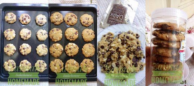 resepi biskut belgium belgium cookie  rangup iluminasi Resepi Biskut Coklat Chip Enak dan Mudah