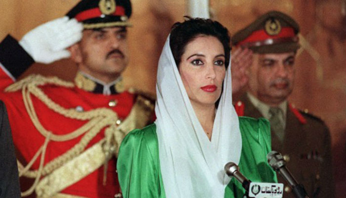 benazir bhutto ahli politik popular yang mati dibunuh