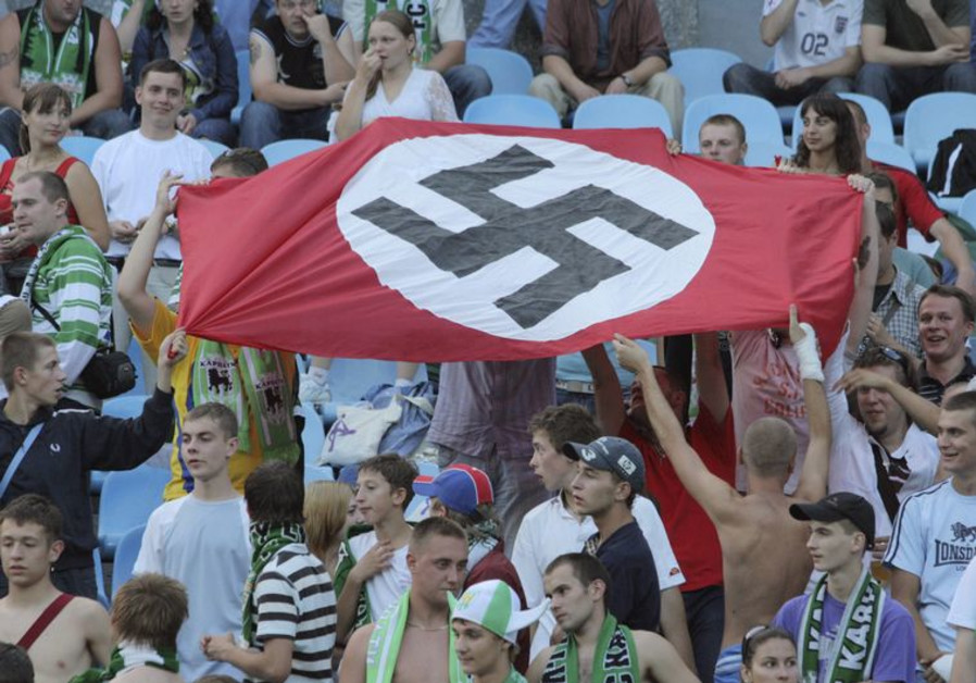 bendera nazi hitler was right