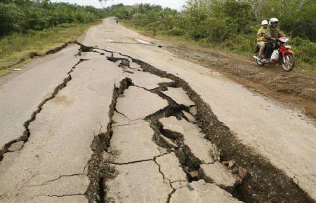 bengkulu gempa bumi terkuat asia