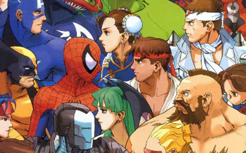bengus marvel capcom