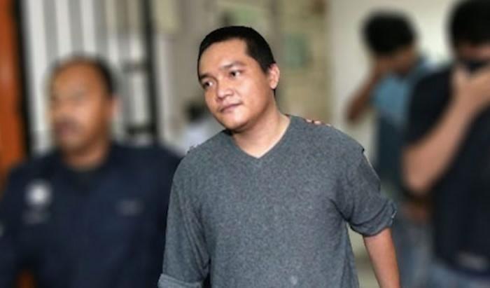 benjy ditahan di indonesia sorok dadah dalam dubur