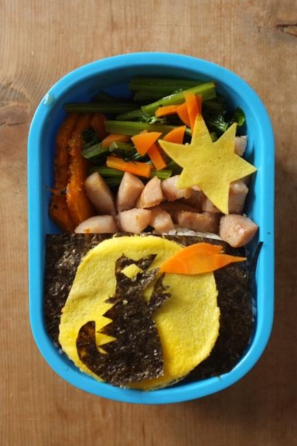 bento bekal makanan sekolah