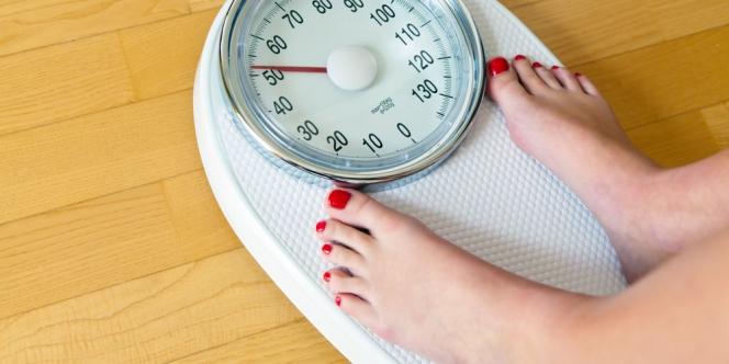 berat badan menurun sedikit daripada biasa