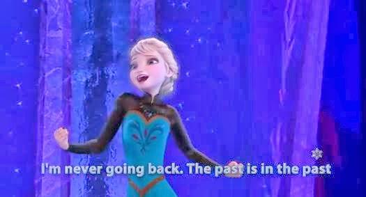 bercerai kerana kartun animasi frozen