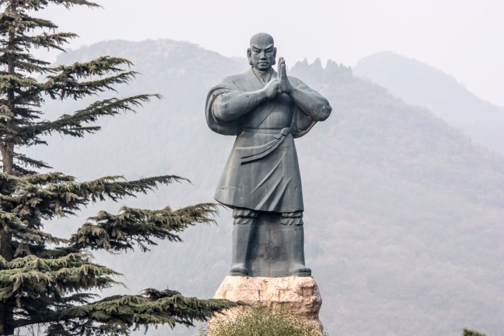 berhala buddha